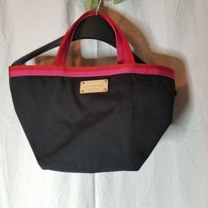 KATE SPADE♠️ CANVAS LUNCH TOTE